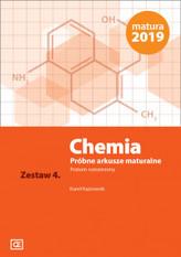 CHEMIA PRÓBNE ARKUSZE MATURALNE ZESTAW 4 POZIOM ROZSZERZONY AMR4