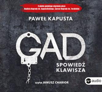 CD MP3 GAD SPOWIEDŹ KLAWISZA