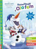 KRAINA LODU PRZYGODA OLAFA ROZWIĄZUJĘ Z OLAFEM