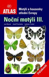 Noční motýli III. - Píďalkovití - Motýli a housenky střední Evropy