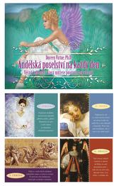 Andělská poselství na každý den - stolní kalendář