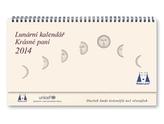 Krásná paní - Speciál Lunární kalendář 2014