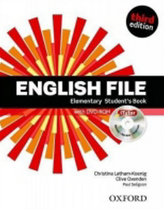English File Elementary Student´s Book + iTutor DVD-ROM Czech Edition