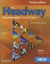 New Headway Fourth Edition Pre-Intermediate Student´s Book Part B