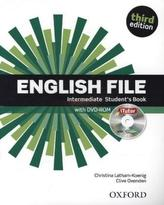 English File Intermediate Student´s Book + iTutor DVD-ROM