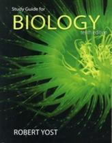 Study Guide for Solomon/Martin/Martin/Berg's Biology, 10th
