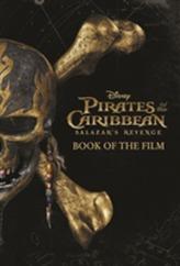 Disney Pirates of the Caribbean: Salazar's Revenge Book of the Film