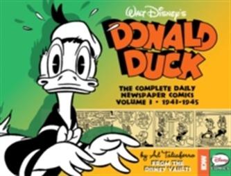Walt Disney's Donald Duck The Daily Newspaper Comics Volume3