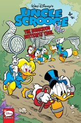 Uncle Scrooge The Bodacious Butterfly Trail