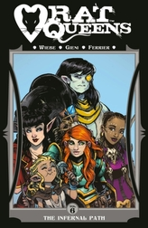 Rat Queens Volume 6: The Infernal Path