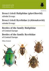 Brouci čeledí plavčíkovití a vyklenulcovití / Beetles of the family Haliplidae and Byrrhidae