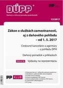 DUPP 12/2017 Zákon o službách zamestnanosti aj z daňového pohľadu - od 1.5.2017