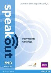 Speakout Intermediate 2nd Edition Workbook without Key