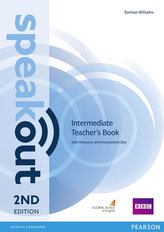 Speakout Intermediate 2nd Edition Teacher´s Guide with Resource & Assessment Disc Pack