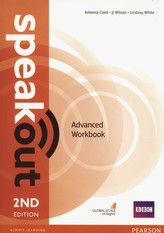 Speakout Advanced 2nd Edition Workbook without Key
