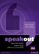 Speakout Upper Intermediate Students´ Book eText Access Card with DVD