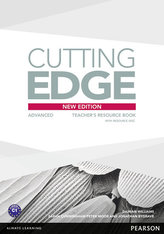 Cutting Edge Advanced New Edition Teacher´s Book and Teacher´s Resource Disk Pack