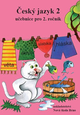 Český jazyk 2, učebnice