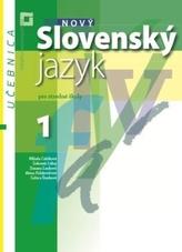 Nový Slovenský jazyk pre stredné školy 1. ročník - Učebnica