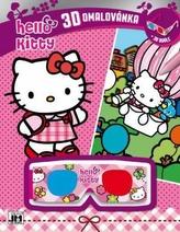 3D vymaľovanky/ Hello Kitty