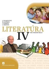 Literatúra 4 - Učebnica pre stredné školy