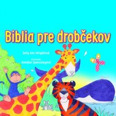 Biblia pre drobčekov (modrá)