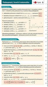 Matematika s přehledem 5 - Posloupnosti