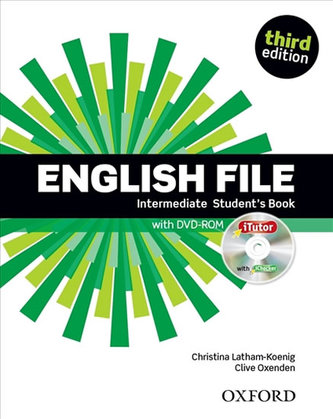 English file third edition upper intermediate students book with itutor