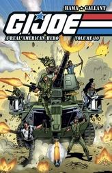 G.I. Joe A Real American Hero, Vol. 10