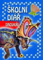 Školní diář Dinosauři