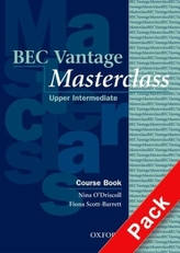 BEC Vantage Masterclass, Upper-Intermediate, Workbook with Key and Audio-CD