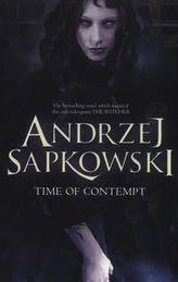 Time of Contempt. Die Zeit der Verachtung, englische Ausgabe