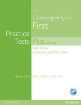 First Certificate Practice Tests Plus (with Key), w. iTest CD-ROM and 2 Audio-CDs