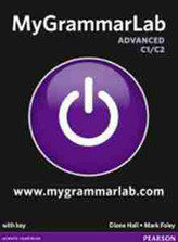 MyGrammarLab Advanced C1/C2, wit. Key and MyLab Pack