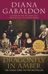 Outlander: Dragonfly In Amber (TV Tie-In). Outlander - Die geliehene Zeit, englische Ausgabe