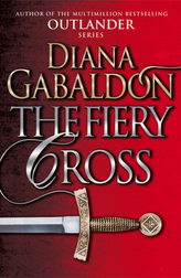 Outlander - The Fiery Cross. Das flammende Kreuz, englische Ausgabe