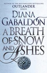 A Breath Of Snow And Ashes. Ein Hauch von Schnee und Asche, englische Ausgabe