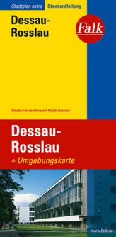 Falk Plan Dessau-Roßlau
