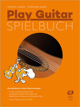 Play Guitar, Spielbuch, m. Audio-CD