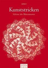 Kunststricken - Schöne alte Blütenmuster