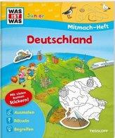 Deutschland, Mitmach-Heft