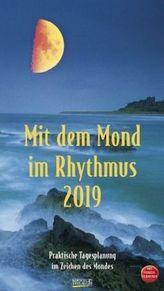 Mit dem Mond im Rhythmus 2019