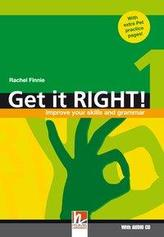 Get it right! 1