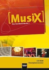 MusiX 2. CD-ROM, Einzelplatzversion