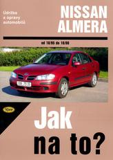 Nissan Almera od 10/1995 do 10/2000 č.81