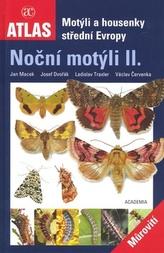 Atlas Noční motýli II.